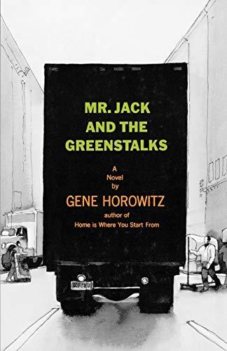 9780393333800: Mr Jack and the Greenstalks: A Novel