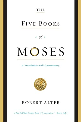 9780393333930: The Five Books of Moses: A Translation with Commentary