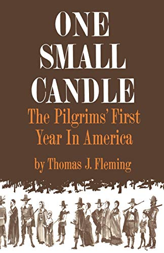 9780393334449: One Small Candle: The Pilgrims' First Year in America