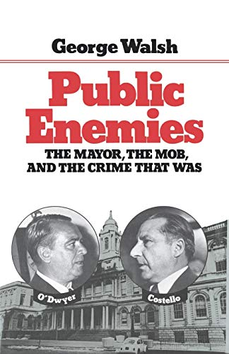 9780393334524: Public Enemies: The Mayor, The Mob, and the Crime That Was