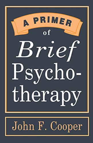9780393334937: A Primer of Brief Psychotherapy
