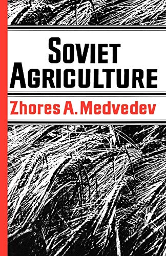 9780393335231: Soviet Agriculture