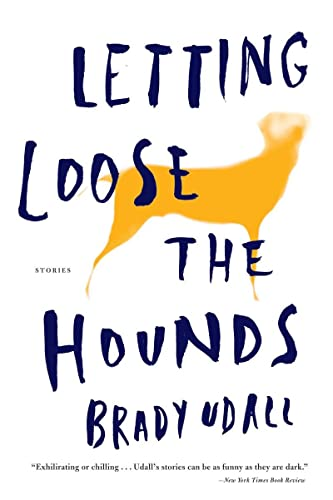 9780393335545: Letting Loose the Hounds: Stories