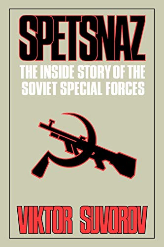 9780393335576: Spetsnaz: The Inside Story of the Soviet Special Forces