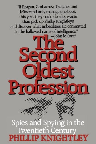 9780393335743: The Second Oldest Profession: Spies and Spying in the Twentieth Century