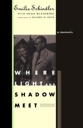 9780393336177: Where Light and Shadow Meet: A Memoir