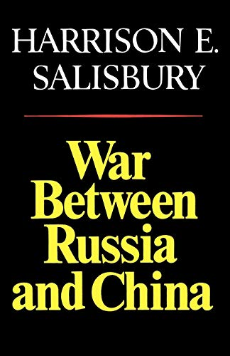 9780393336276: War Between Russia and China