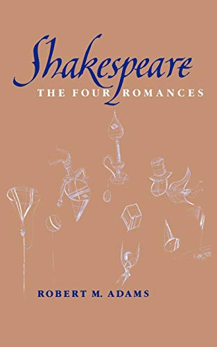 9780393336900: Shakespeare: The Four Romances