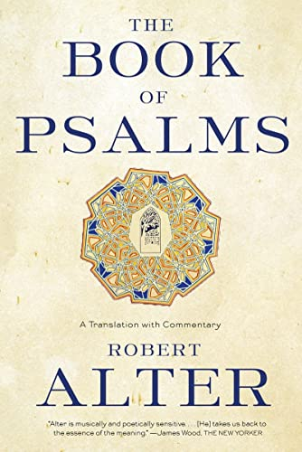 9780393337044: The Book of Psalms: A Translation with Commentary