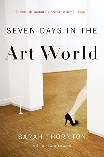 9780393337129: Seven Days in the Art World