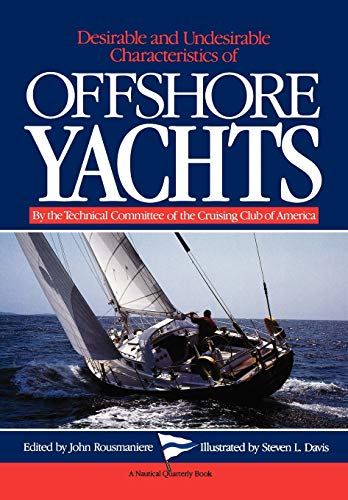 9780393337181: Desirable and Undesirable Characteristics of Offshore Yachts