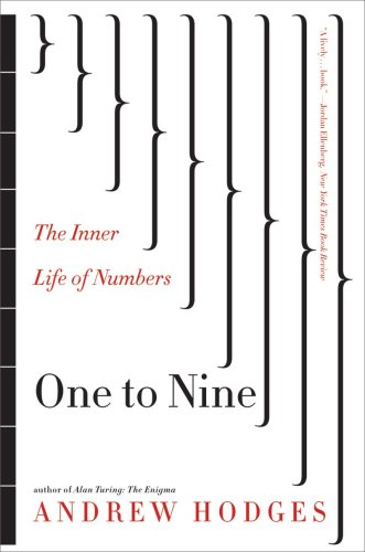 9780393337235: One to Nine: The Inner Life of Numbers
