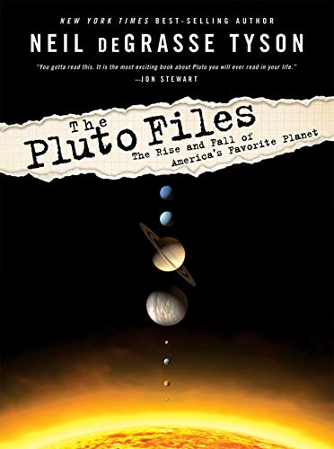 9780393337327: The Pluto Files: The Rise and Fall of America's Favorite Planet