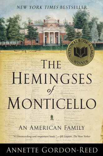 9780393337761: The Hemingses of Monticello: An American Family