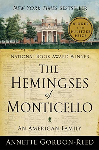 9780393337761: The Hemingses of Monticello - An American Family