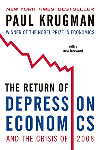 9780393337808: The Return of Depression Economics and the Crisis of 2008