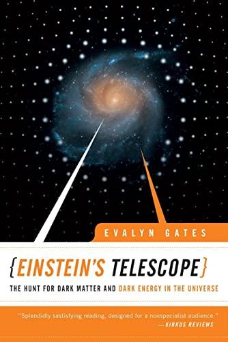 9780393338010: Einstein's Telescope: The Hunt for Dark Matter and Dark Energy in the Universe