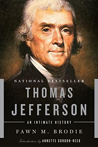 9780393338331: Thomas Jefferson: An Intimate History