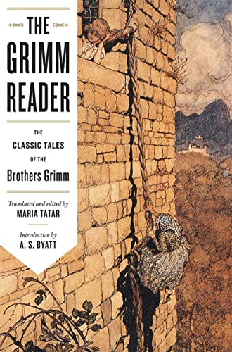 9780393338560: The Grimm Reader: The Classic Tales of the Brothers Grimm