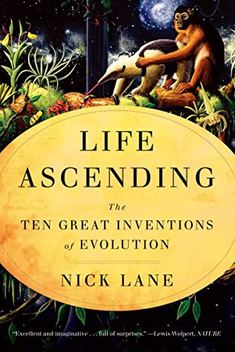 9780393338669: Life Ascending: The Ten Great Inventions of Evolution