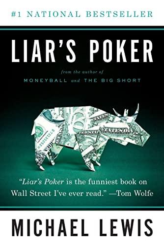 9780393338690: Liar's Poker: Rising Through the Wreckage on Wall Street