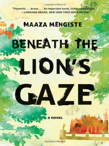 9780393338881: Beneath the Lion's Gaze