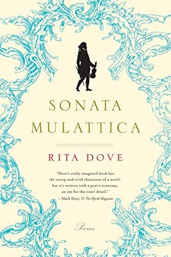 9780393338935: Sonata Mulattica: Poems