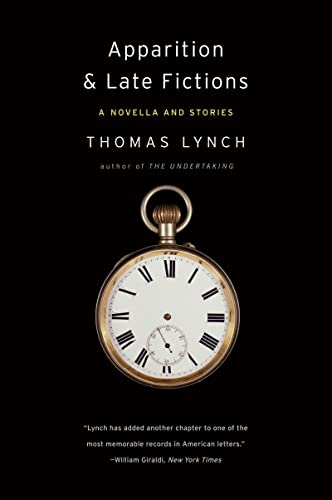 9780393339024: Apparition & Late Fictions: A Novella and Stories