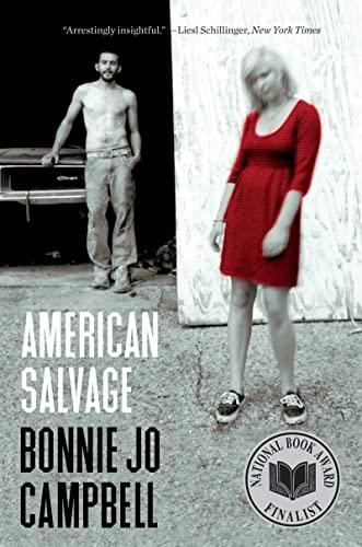 9780393339192: American Salvage