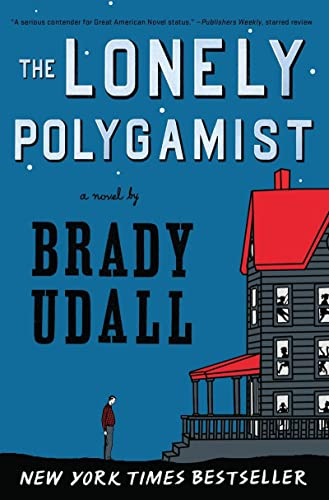 9780393339710: The Lonely Polygamist: A Novel