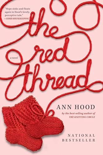 """The Red Thread """" Signed """": Hood, Ann"""