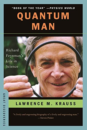 9780393340655: Quantum Man: Richard Feynman's Life in Science (Great Discoveries)