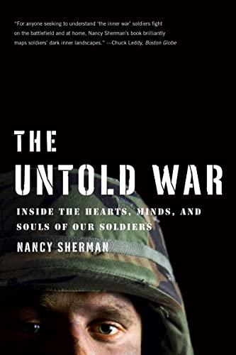 9780393341003: The Untold War: Inside the Hearts, Minds, and Souls of Our Soldiers