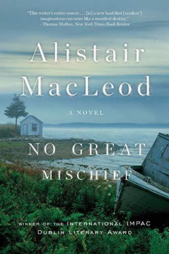 9780393341195: No Great Mischief: A Novel