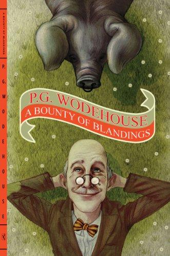 9780393341270: A Bounty of Blandings: Summer Lightning / Heavy Weather / Blandings Castle