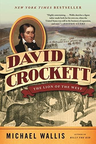 9780393342277: David Crockett: The Lion of the West