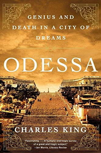9780393342369: Odessa: Genius and Death in a City of Dreams