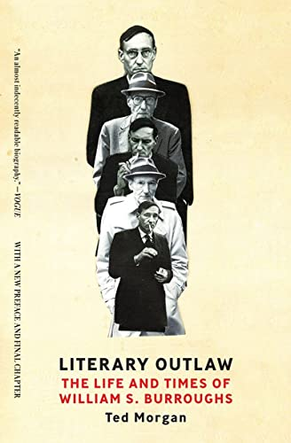 9780393342604: Literary Outlaw: The Life and Times of William S. Burroughs