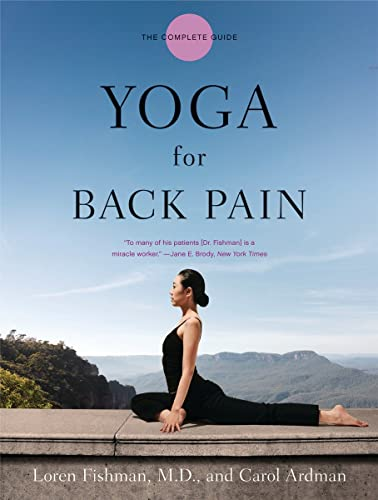 9780393343120: Yoga for Back Pain: The Complete Guide