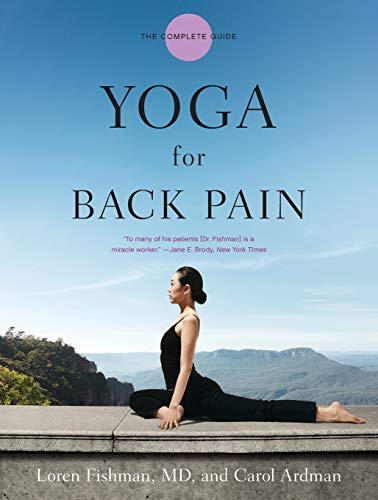 9780393343120: Yoga for Back Pain