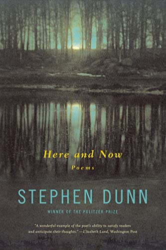 9780393343557: Here and Now: Poems