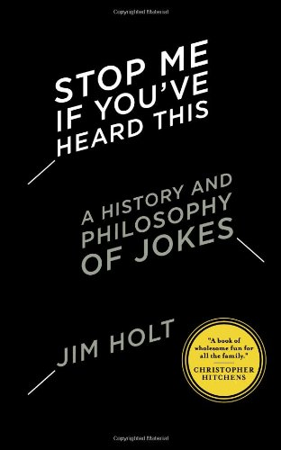 9780393343991: Stop Me If You've Heard This: A History and Philosophy of Jokes