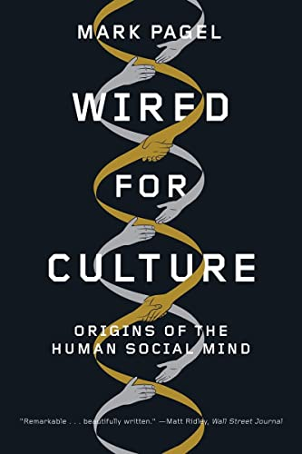 9780393344202: Wired for Culture: Origins of the Human Social Mind