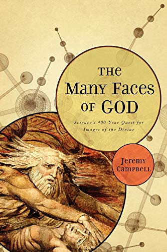 9780393344851: The Many Faces of God: Science's 400-Year Quest for Images of the Divine