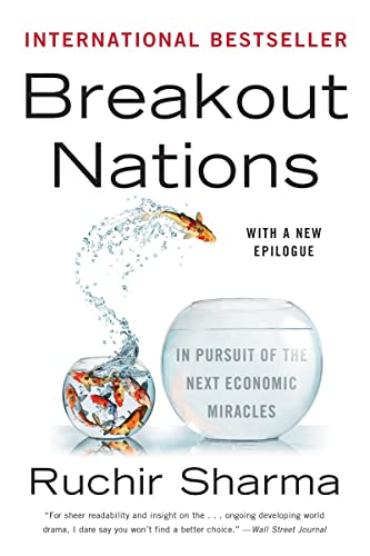 9780393345407: Breakout Nations: In Pursuit of the Next Economic Miracles