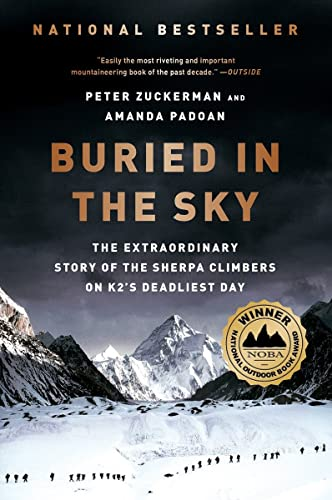 9780393345414: Buried in the Sky: The Extraordinary Story of the Sherpa Climbers on K2's Deadliest Day