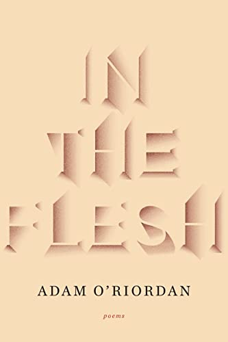 9780393345728: In the Flesh - Poems