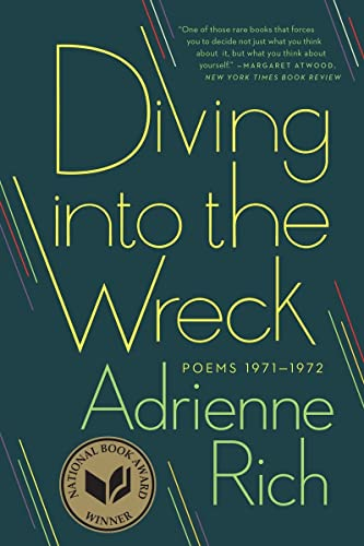 9780393346015: Diving into the Wreck: Poems 1971-1972