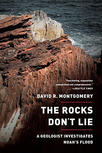 9780393346244: The Rocks Don't Lie: A Geologist Investigates Noah's Flood