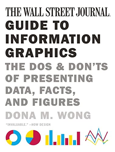 The Wall Street Journal Guide to Information Graphics: The Dos and Don'ts of Presenting Data, ...